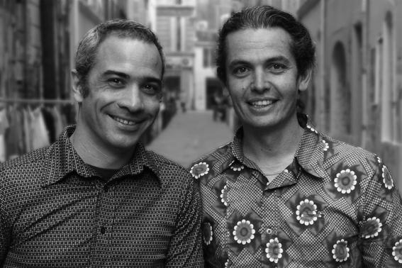 Luc Lacortiglia et Christophe Pinero architectes à marseille