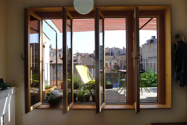 Gut bekannt Architecte marseille, T3 architecture, architecture contemporaine  TR28