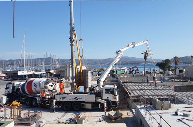 Suivi de chantier Marseille